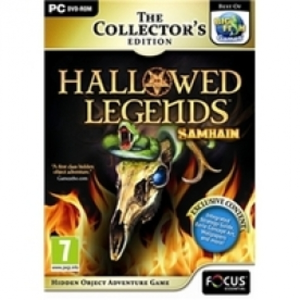 Hallowed Legends Samhain Collector's Edition Game PC