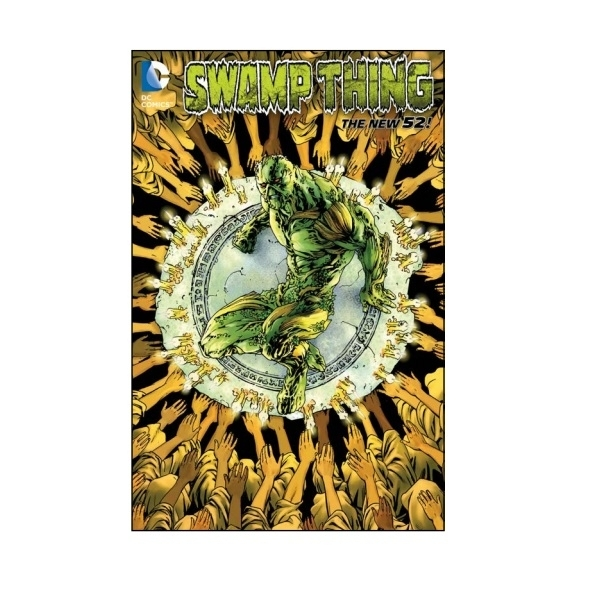 Swamp Thing Volume 6 The Sureen The New 52 Paperback