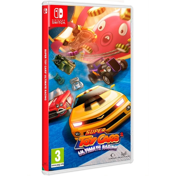 Super Toy Cars 2 Ultimate Racing Nintendo Switch Game