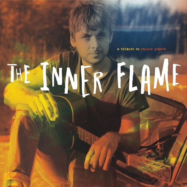"Various Artists - The Inner Flame 12"" Coloured Vinyl"