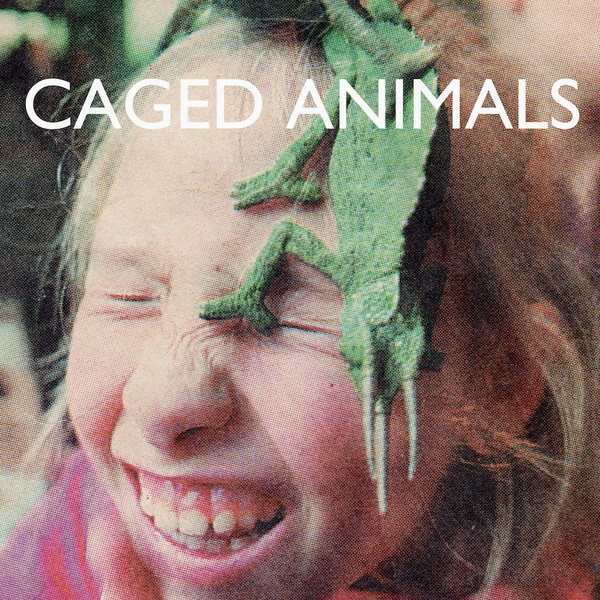 Caged Animals - In The Land Of Giants Vinyl
