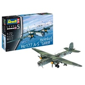 Heinkel He177 A-5 Greif 1:72 Revell Model Kit