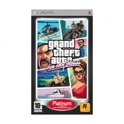Grand Theft Auto Vice City Stories Game (Platinum) PSP