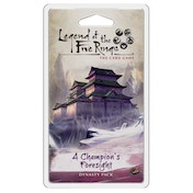 Legend Of The Five Rings L5R LCG A Champion's Foresight Expansion