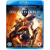 Guardians Blu-Ray