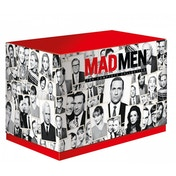 Mad Men - Complete Season 1-7 Blu-ray