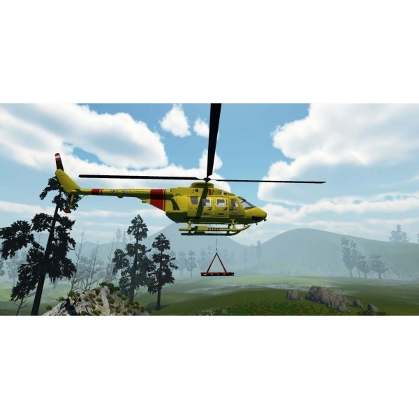 Recovery Search and Rescue Simulation PC CD Key Download for Excalibur - Image 2
