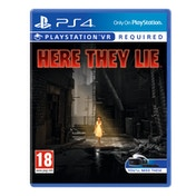 Here They Lie PS4 Game (PSVR Required)