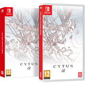 Cytus Alpha Collector's Edition Nintendo Switch Game