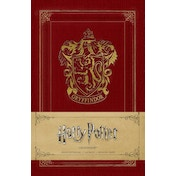 Gryffindor (Harry Potter) Ruled Notebook