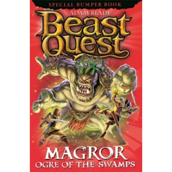 Beast Quest: Magror, Ogre of the Swamps : Special 20