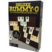 Ex-Display Classic Rummy O in Black & Gold Foil Box Used - Like New