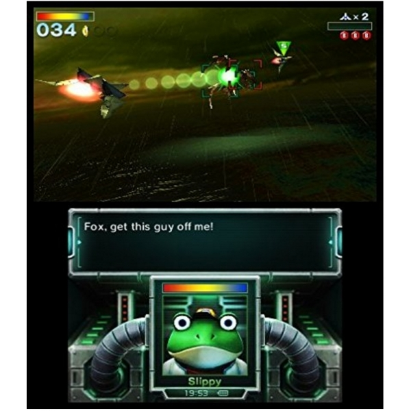 Star Fox 64 3D Game 3DS (Selects) - Image 7