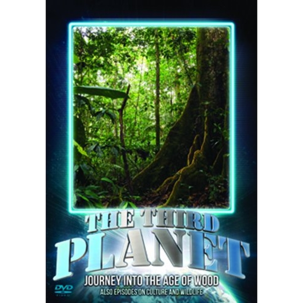 The Third Planet Journey Into The Age Of Wood DVD