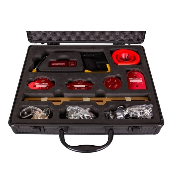 Monsoon Hardline All Pro Deluxe Bender Kit 1/2 x 5/8 (16mm) - With Deluxe Carry Case