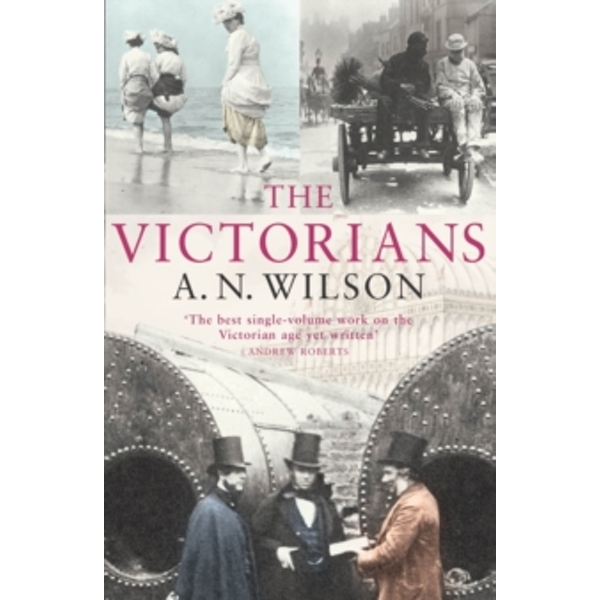 The Victorians by A. N. Wilson (Paperback, 2003)
