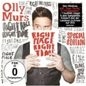 Olly Murs Right Place Right Time (Special Edition CD & DVD) CD