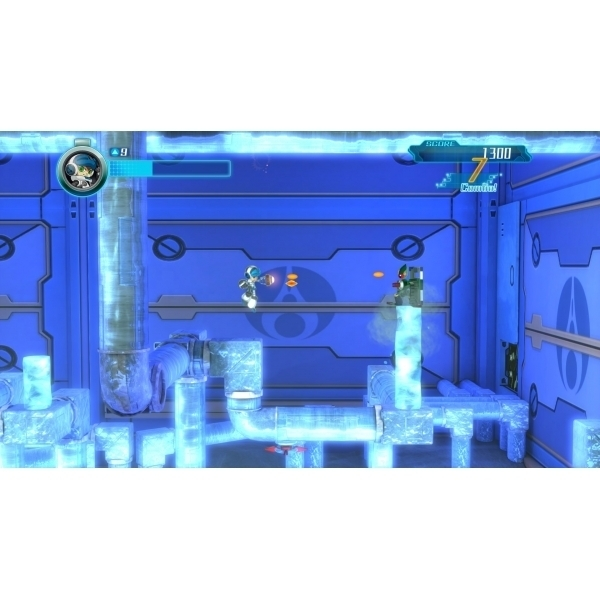 Mighty No.9 3DS Game - Image 2
