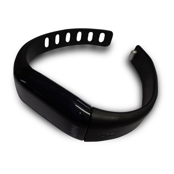 Hapi - Bluetooth Activity Tracker with Connect App (Black)
