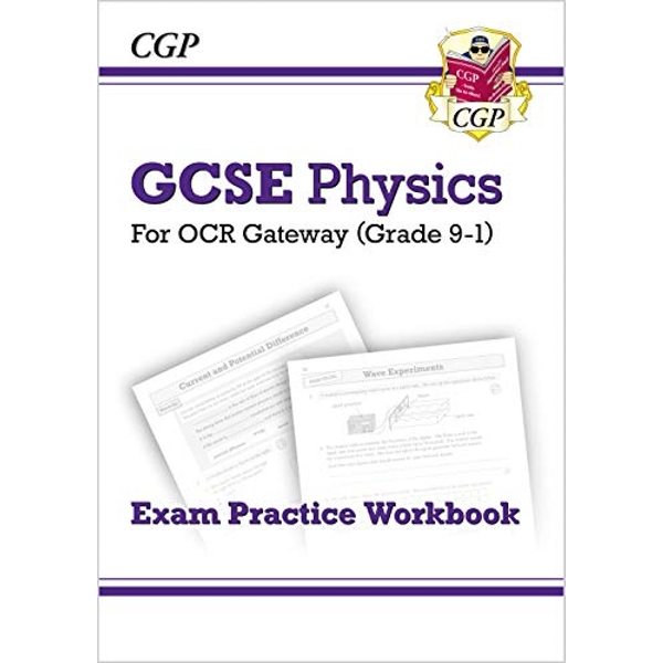 New Grade 9-1 GCSE Physics: OCR Gateway Exam Practice Workbook by CGP Books (Paperback, 2016)