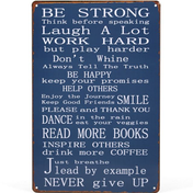 Be Strong Sign
