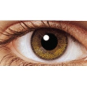 Brown 1 Month Coloured Contact Lenses (MesmerEyez Illusionz)