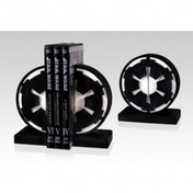 Gentle Giant Star Wars Imperial Seal Bookends