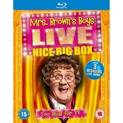 Mrs. Brown's Boys Live - Nice Big Box Blu-ray
