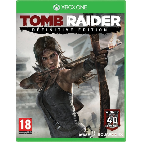 Tomb Raider Definitive Edition Game Xbox One