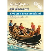 Enid Blyton's The Famous Five - Five On Treasure Island DVD