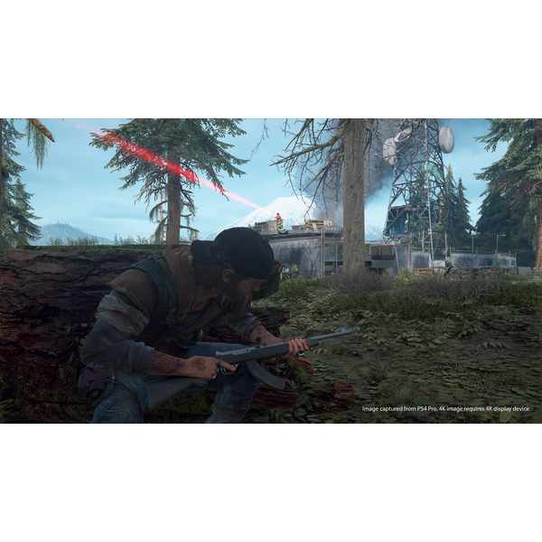 Days Gone PS4 Game (with Patches & Pre-Order Bonus DLC)