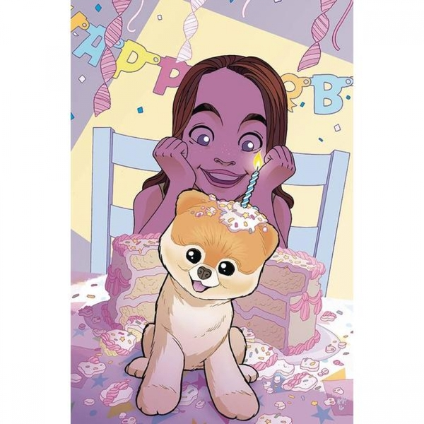 Boo The World's Cutest Dog  Volume 1: Walk In The Park Hardcover