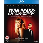 Twin Peaks Fire Walk With Me Blu-ray