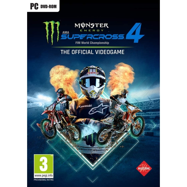 Monster Energy Supercross The Official Videogame 4 PC Game