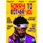 Sorry to Bother You DVD