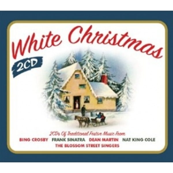White Christmas CD