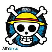 One Piece - Skull Mouse Mat