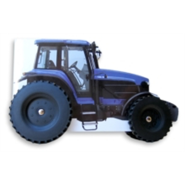 Tractor by DK (Board book, 2003)