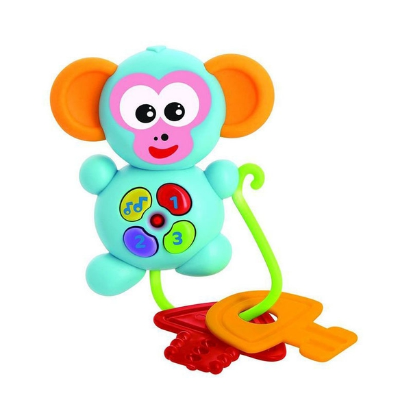 Kd Toys Infinifun Monkey Keys Set
