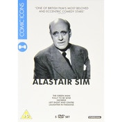 Comic Icons: Alastair Sim Collection 1951 DVD