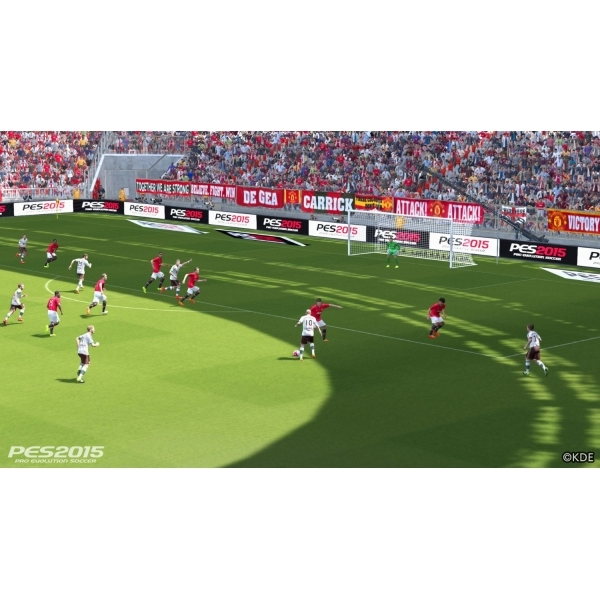 Pro Evolution Soccer PES 2015 Day One Edition Xbox 360 Game - Image 3