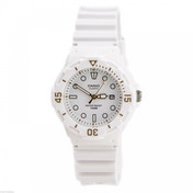 Casio Casual Ladies Watch White