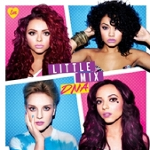 Little Mix DNA CD