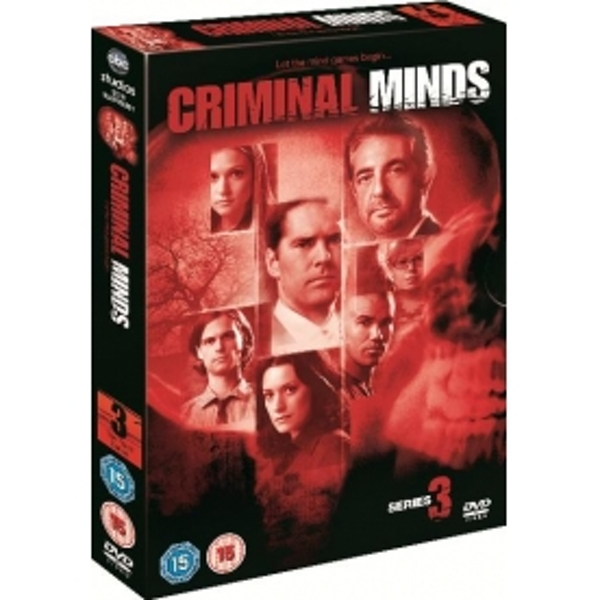 Criminal Minds - Complete Series 3 DVD