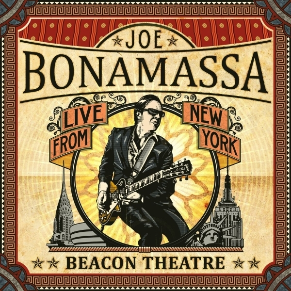 Joe Bonamassa - Beacon Theatre  Live from New York/Live Recording CD
