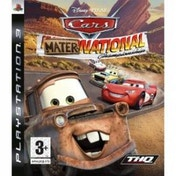 Cars Mater-National Championship Game PS3