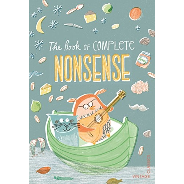 The Book of Complete Nonsense by Vintage Publishing (Paperback, 2013)