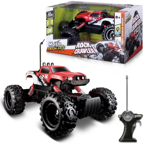 Rock Crawler Radio Controlled Toy
