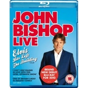 John Bishop - Live: Elvis Has Left The Building Tour Blu-ray