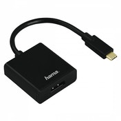 Hama USB-C Adapter for Display Port (Ultra HD)